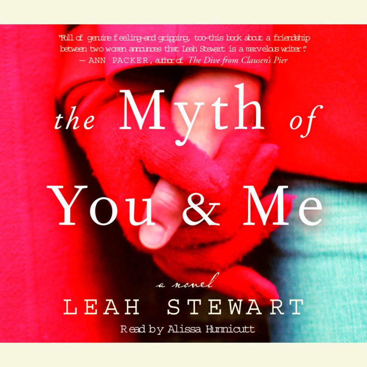 The Myth of You and Me - Audiobook