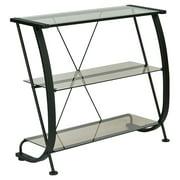 Pro-Line II Horizon 3 Shelf Decorative Bookcase