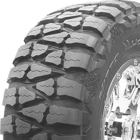Nitto mud grappler LT33/12.50R17 120Q bsw all-season tire