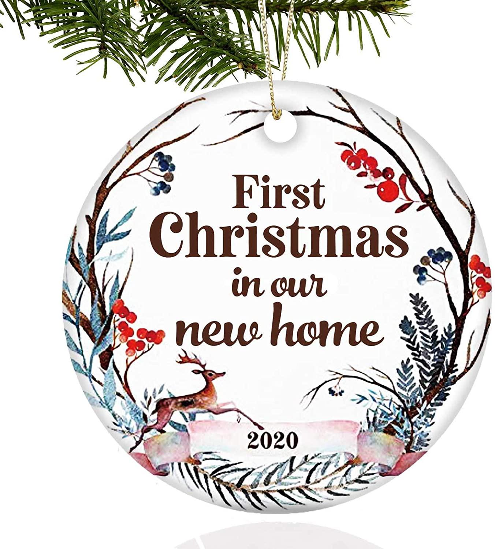 Hallmark 2020 New Home Key Ornament Tree Trimmer