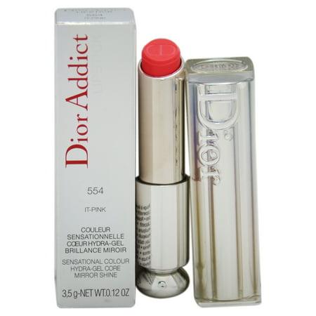 Dior Addict Lipstick - # 554 It-Pink by Christian Dior for Women - 0.12 oz Lipstick