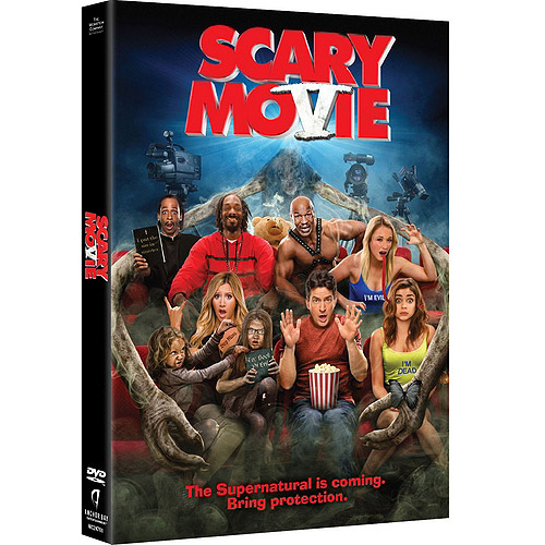 Scary MoVie 5 (Rated) (Widescreen)