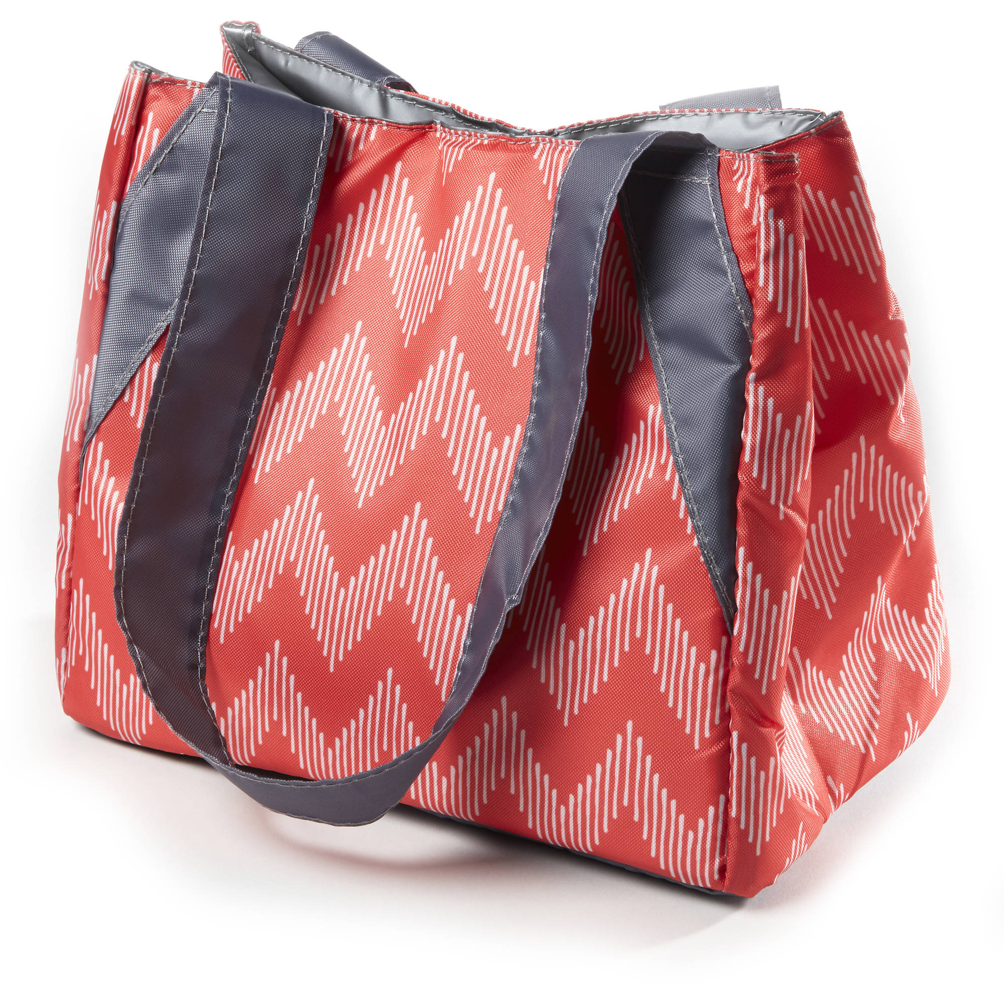 Lunch On The Go Open Top Insulated Lunch Bag, Multiple Colors