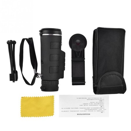 40x60 Monocular Telescope Night Vision Outdoor Hiking