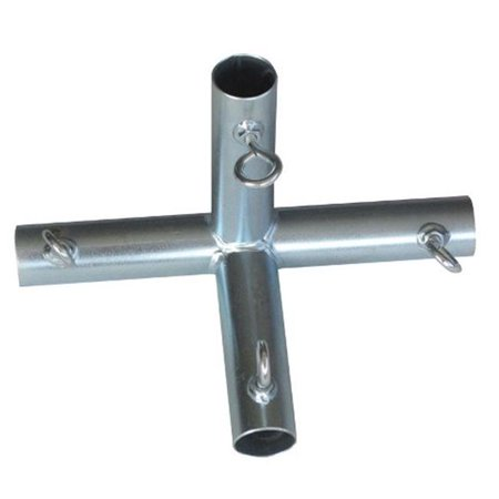 77290 1 in. F4 Flat Roof Fitting Connector - image 1 de 1