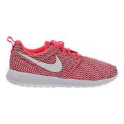 Nike Roshe One Big Kids (GS) Shoes Racer Pink/White-Black-White 599729-615