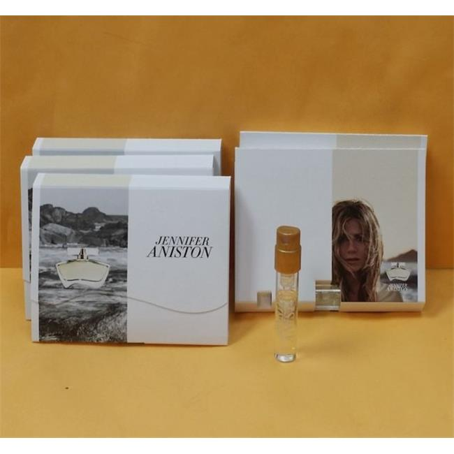 jennifer Aniston JANESV 0.05 oz Eau de Parfum Spray Vial for Women, 1.5 ml