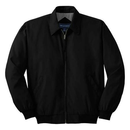 - Port Authority Men's Microfiber Jacket
