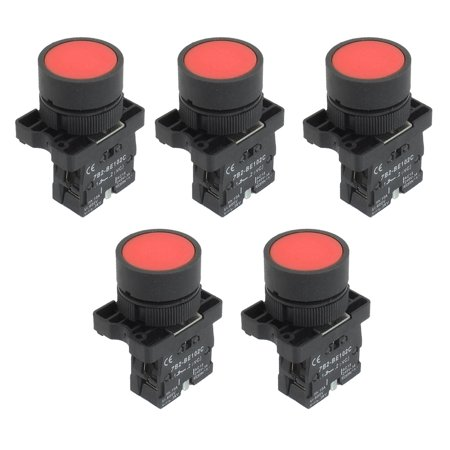 Normally Closed Switch (ZB2-EA42 NC Normally Closed Sign Ignition Momentary Push Button Switch)