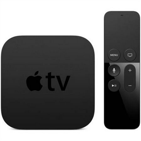 Refurbished Apple TV (4th Generation) – 1080p – Wi-Fi – 64 GB