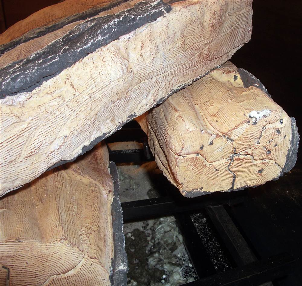 18 in. Five Glo-Fire Gas Logs