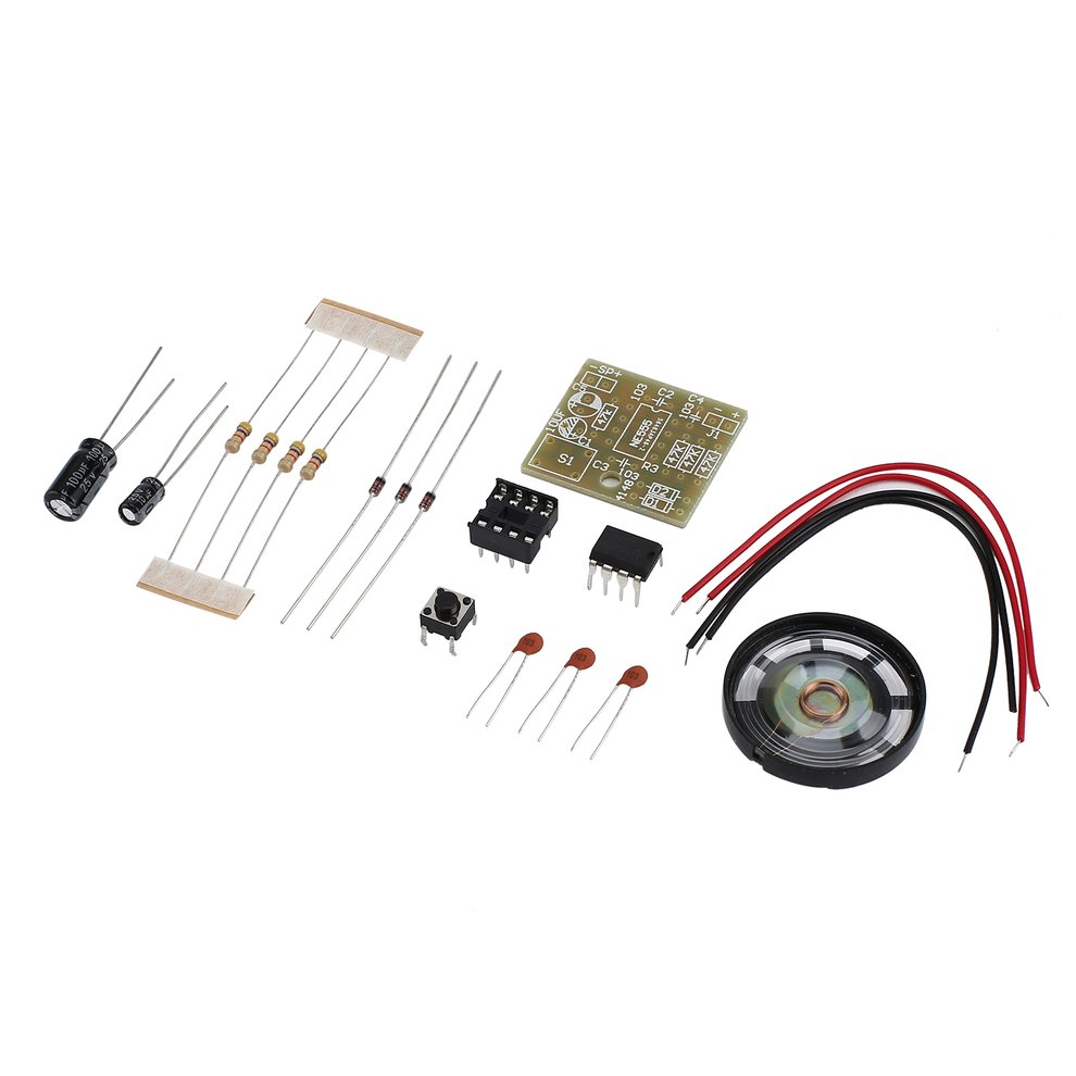 Doorbell Suite Electronic Production Doorbell Suite DIY Kit NE555