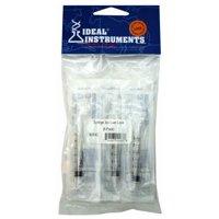 NEOGEN CORPORATION 9263 6PK 3cc Disposable Syringe No Needle