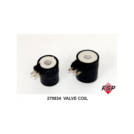279834 Whirlpool Dryer Dryer Gas Valve Coil Kit
