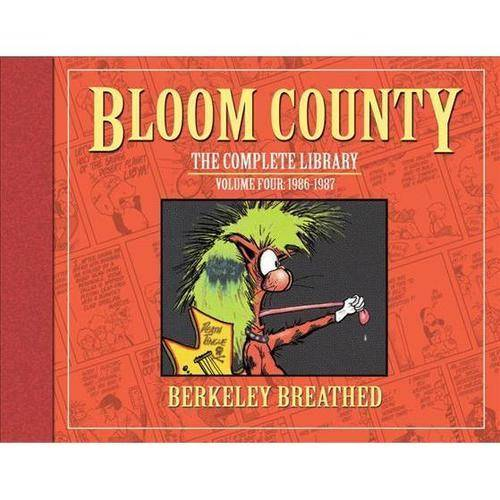 The Bloom County Library 4: 1986-1987