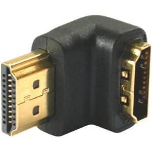 Calrad 35-714A 270-Degree Right Angled HDMI Coupler (Discontinued by Manufacturer)