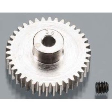 (Nickel-Plated 48-Pitch Pinion Gear, 38T)