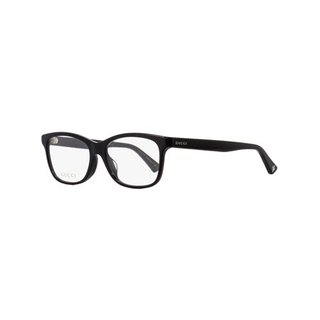 322883a58bf1b Authentic Gucci Eyeglasses GG0162OA 001 Black Frames Rx-ABLE 55MM