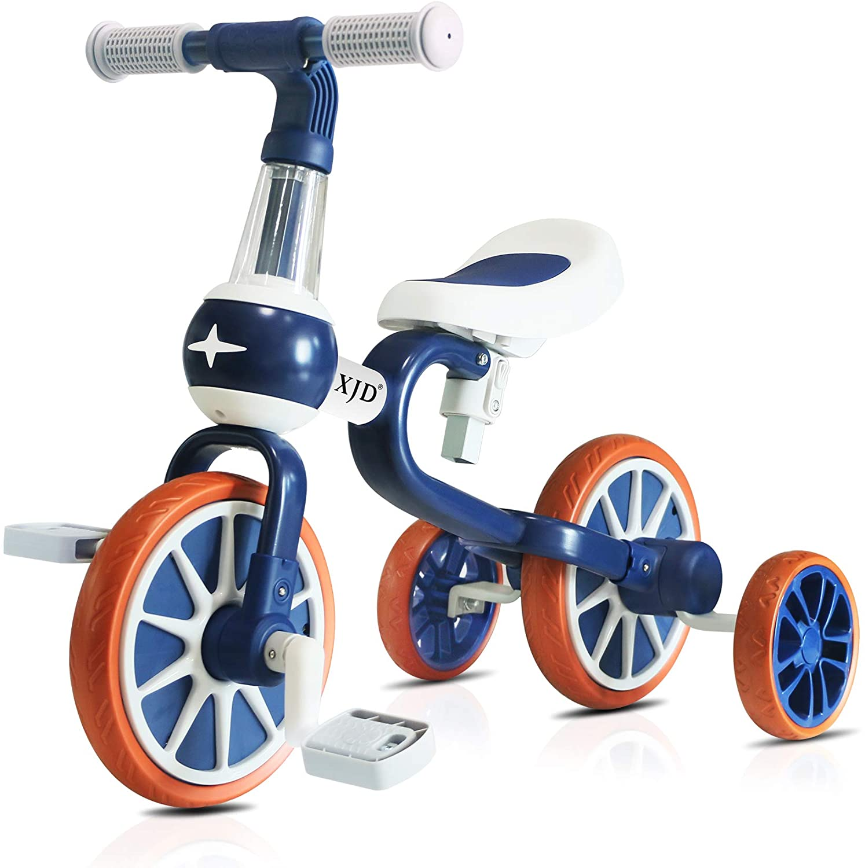 Kids Balance Bike Running Training Boys Girls Children First Bicycle Xmas Gift