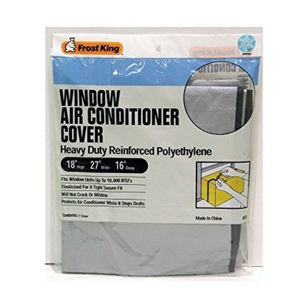 Frost King Ac2h Window Air Conditioner Outside Cover 18