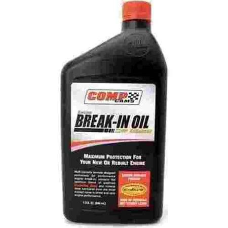 Comp Cams Engine Break-In Oil Quart (Engine Break In Oil)