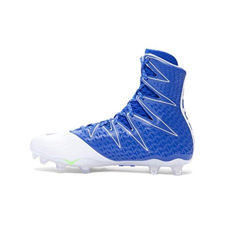 68fde18dea48 Under Armour Men's UA Highlight MC Football Cleats 9 White - Walmart.com