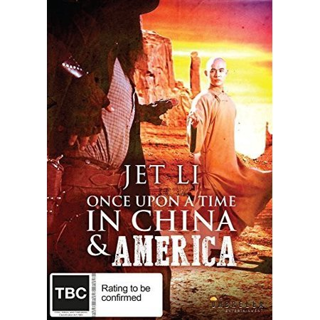 Once Upon a Time in China & America (DVD)