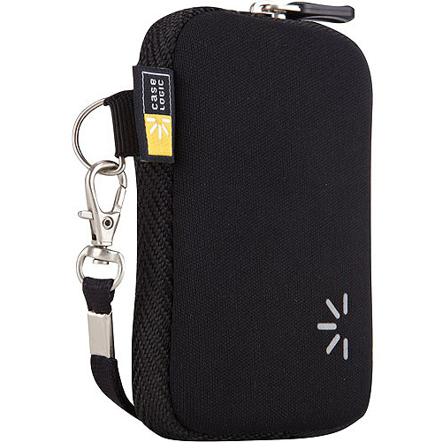 Case Logic UNZB-202 Camera Case with Wrist Strap (Available in multiple colors)