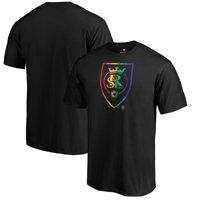 Real Salt Lake Fanatics Branded Team Pride T-Shirt - Black