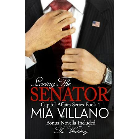 Loving the Senator - eBook (Senator Roman)