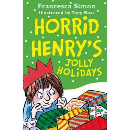Horrid Henry's Jolly Holidays - eBook (Jolly Holiday Box)