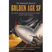 The Mammoth Book of Golden Age - eBook