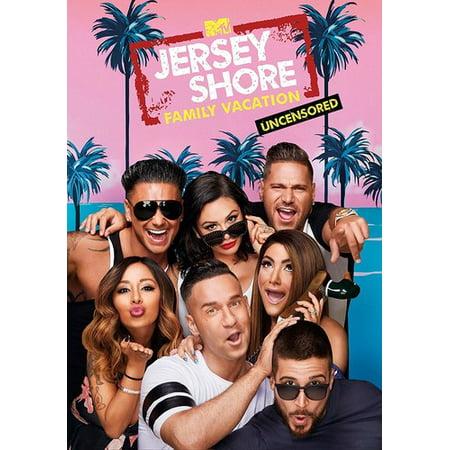 Jersey Shore Family Vacation: Season One (DVD)