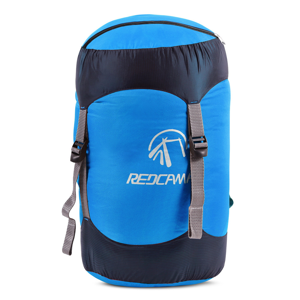 Traveling,Hiking and Camping 15L//25L//35L//45L Lightweight Sleeping Bag Compression Sack Great for Compression Bag,Outdoor Storage Bag for Backpacking Borogo Nylon Compression Stuff Sack