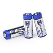 Official A23 Battery Replacement for SadoTech Doorbells and Accessories, Long Lasting 3 Pack, Model C