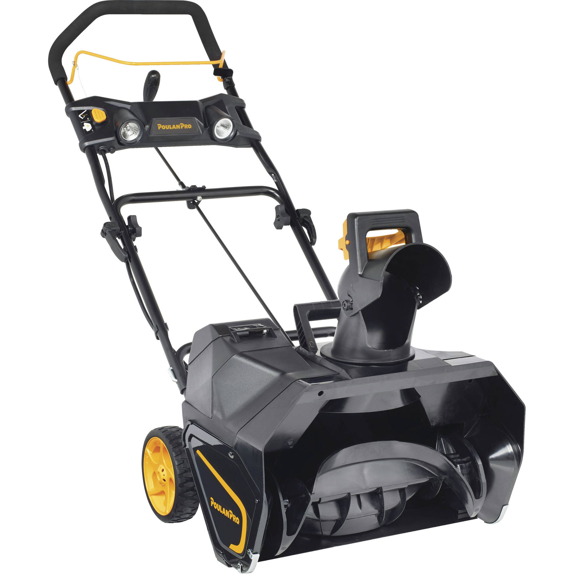 "Poulan Pro 20"" 40-Volt Lithium-Ion Rechargeable Battery Snow Thrower"