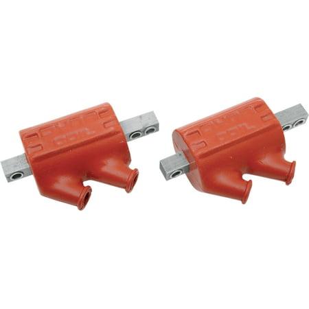 Volt Coil 30 Amp (Dynatek High Performance Ignition Coils  6 Volt Dual Tower (1.5 ohm)  DC2-1)