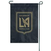 LAFC Premium Garden Flag