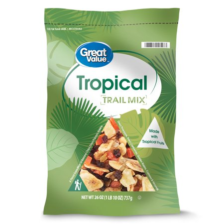 Halloween Trail Mix Popcorn (Great Value Tropical Trail Mix, 26)