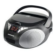Magnavox CD Boombox with AM/FM Stereo Radio MD6924