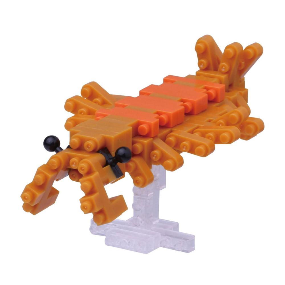 Nanoblock Anomalocaris Building Kit 3D Puzzle by nanoblock