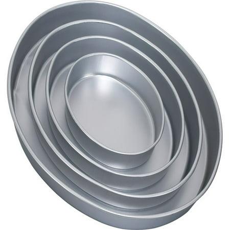 Oval Cake Pan Set