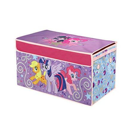 Hasbro My Little Pony Collapsible Storage Trunk - image 1 de 3