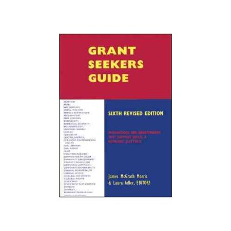 Grant Seekers Guide  Foundations That Support Social   Economic Justice