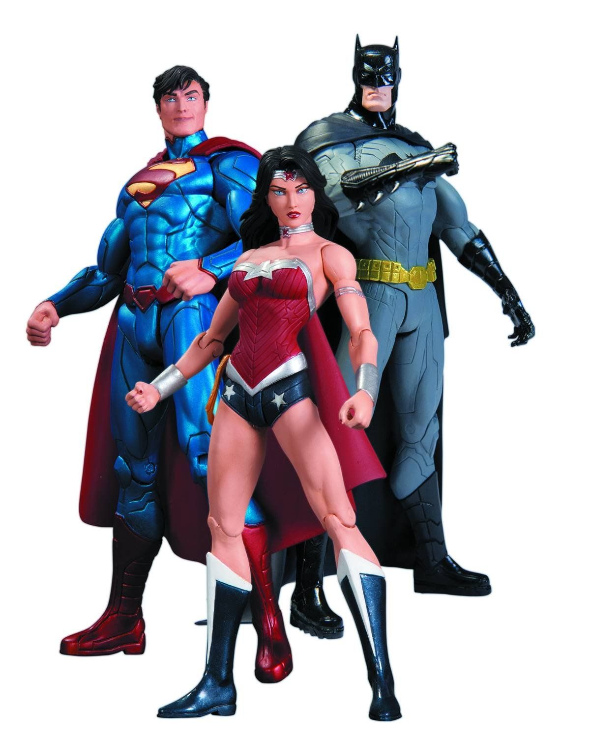 DC The New 52 Trinity War Action Figure 3-Pack by Diamond Comic Dist.