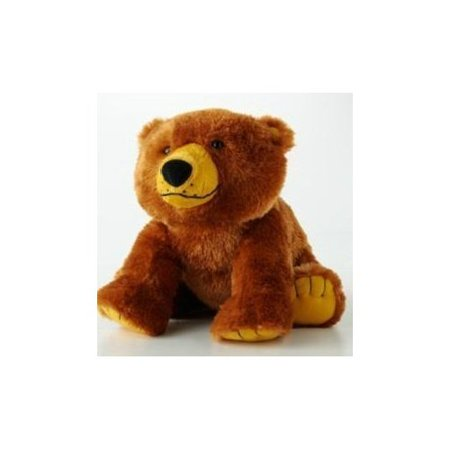 Eric Carle  Brown Bear, Brown Bear  Plush 12  Bear by Kohls' Cares TOY, By Kohls Cares New and great.From USA plush We offer both great items and service.