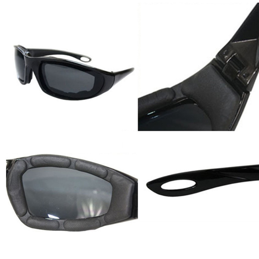 Kitchen Onion Goggles Tears Free Slicing Cutting Chopping Eye Protect Glasses