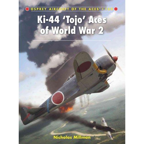 Image of Ki-44 'Tojo' Aces of World War 2