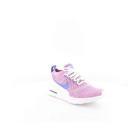 Nike Womens Air ax Thea Ultra FK Low Top Lace Up Walmart  Walmart