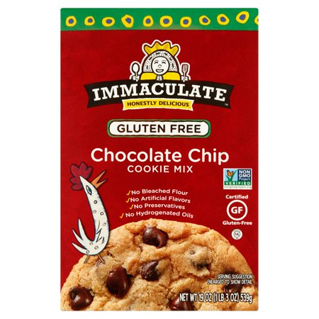 Immaculate Chocolate Chip Cookie Mix  19 Oz